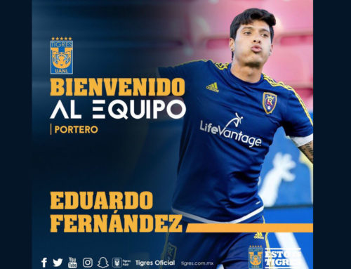 Lalo Fernandez Transfers to Tigres UANL from Real Salt Lake